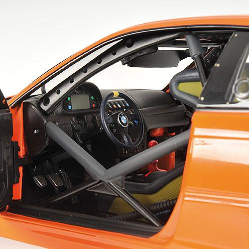 2002 Bmw M3 Interior: Minichamps: 2001 BMW M3 (E46) GTR Street