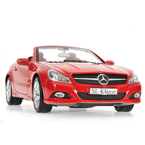 Minichamps: 2008 Mercedes-Benz SL-Class (R230)