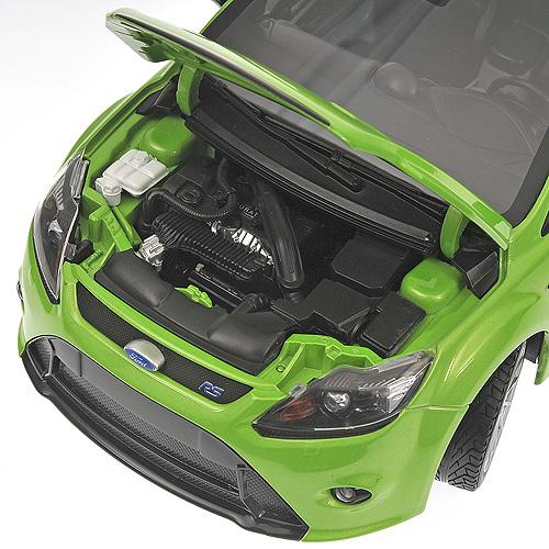 minichamps 2010 ford focus rs green metallic 100. Black Bedroom Furniture Sets. Home Design Ideas