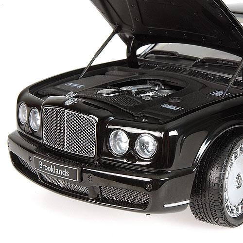 Minichamps: 2007 Bentley Brooklands Coupe