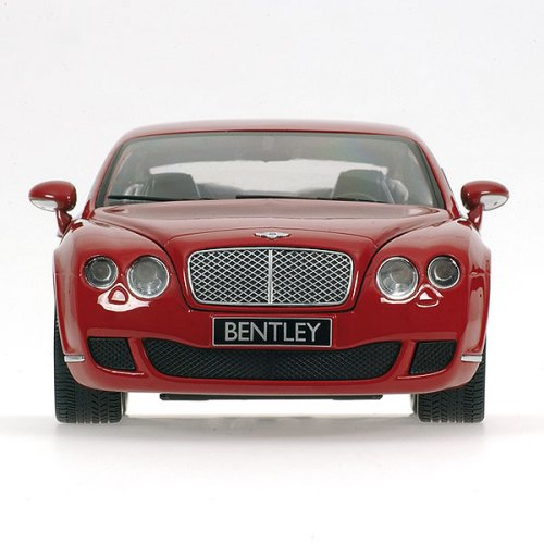 One For The Ladies Bentley Continental Gt Pink: Minichamps: 2008 Bentley Continental GT Coupe