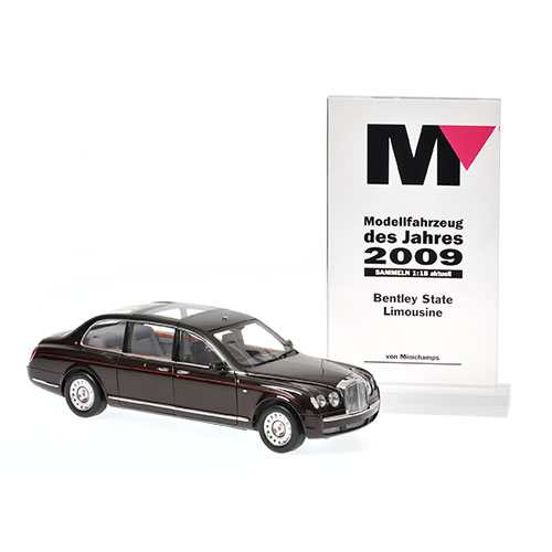 Minichamps: 2002 Bentley State Limousine 'Queens Car' (100