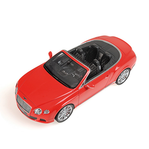 Minichamps: 2013 Bentley Continental GT Speed Convertible