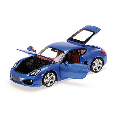 2012 Porsche Cayman Camshaft: Minichamps: 2012 Porsche Cayman