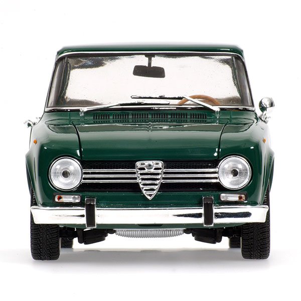 minichamps 1970 alfa romeo giulia 1300 super green 180 120904 in 1 18 scale mdiecast. Black Bedroom Furniture Sets. Home Design Ideas
