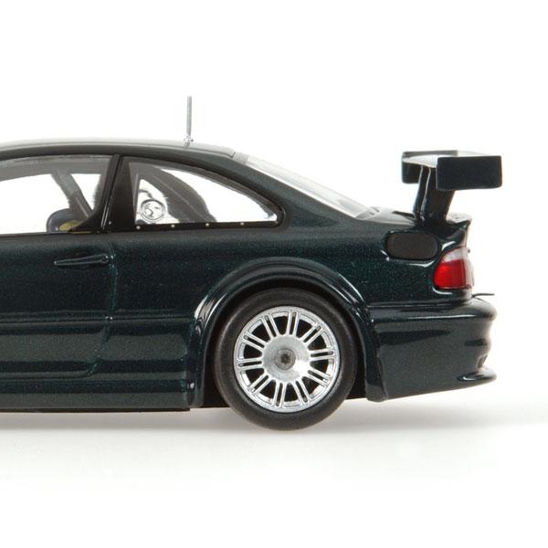 Bmw M3 Gtr: Minichamps: 2001 BMW M3 (E46) GTR Street