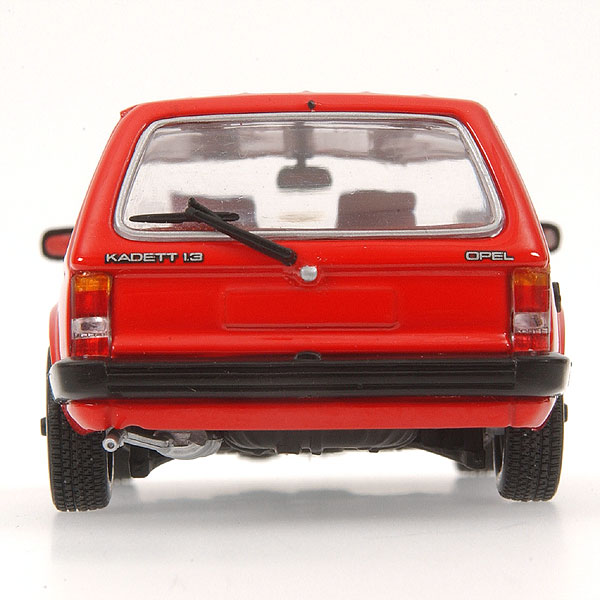 minichamps 1979 opel kadett d wagon red 400 044110 in 1 43 scale mdiecast. Black Bedroom Furniture Sets. Home Design Ideas