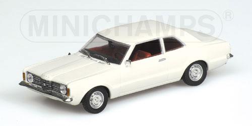 Minichamps: 1970 Ford Taunus - White (400 081300) in 1:43 ...
