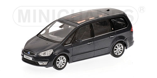 Minichamps: 2006 Ford Galaxy - Blue Metallic (400 085302) in 1:43 scale