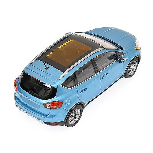 Minichamps: 2008 Ford Kuga - Blue (400 087201) in 1:43 scale