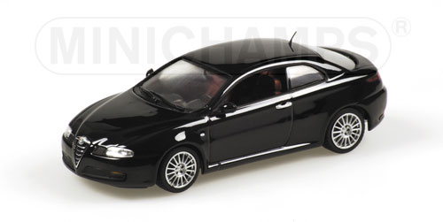 minichamps 2003 alfa romeo gt black 400 120320 in 1. Black Bedroom Furniture Sets. Home Design Ideas