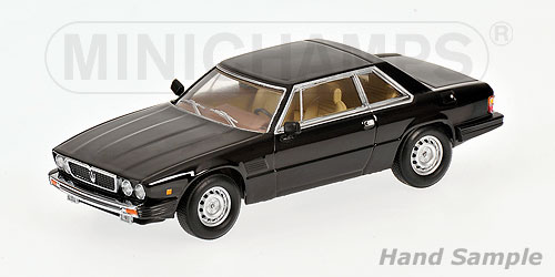 Minichamps: 1982 Maserati Kyalami - Black (400 123960) in 1:43 scale