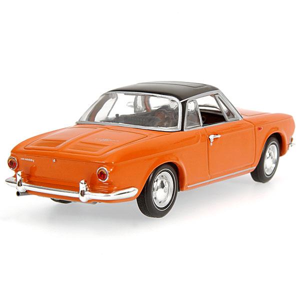 minichamps 1966 volkswagen karmann ghia 1600 orange. Black Bedroom Furniture Sets. Home Design Ideas