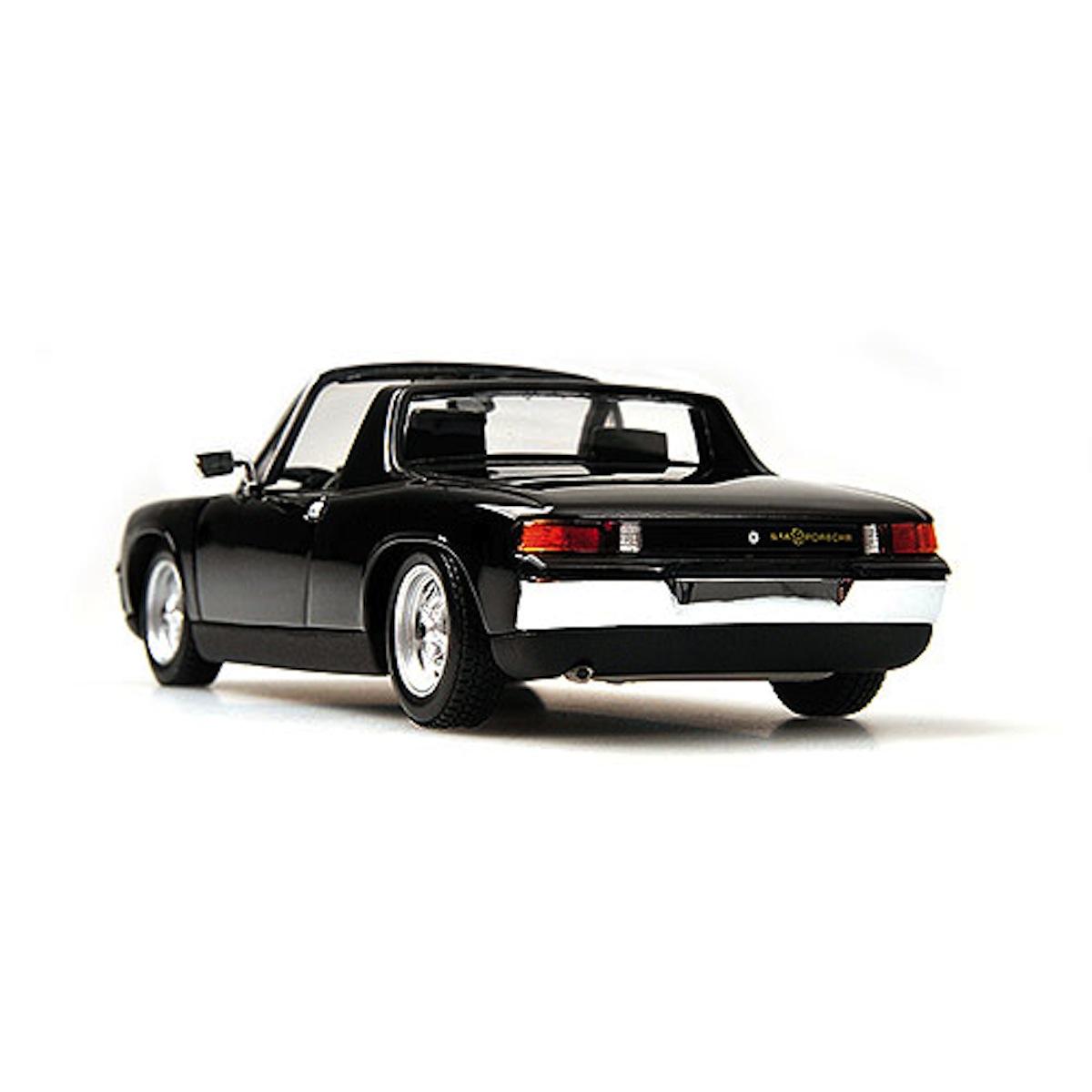 Porsche 914//4 1973-negro-Minichamps 1:43-430065671