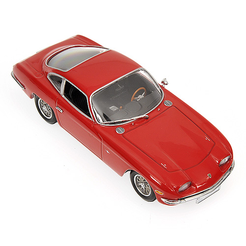 Minichamps: 1964 Lamborghini 350 GT - Red (436 103200) в 1:43 масштабе