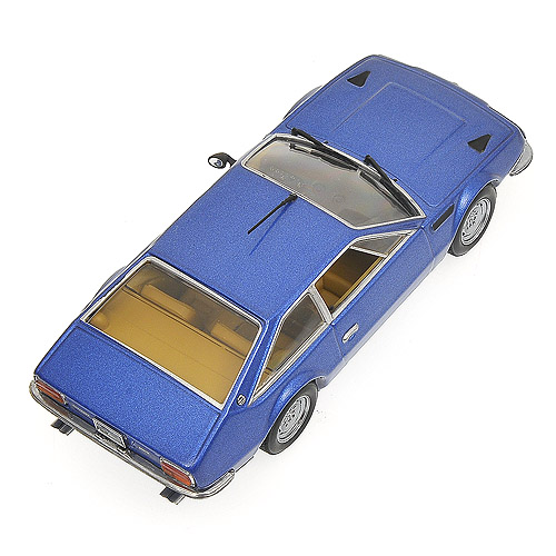 Minichamps: 1974 Lamborghini Jarama - Blue (436 103400) in 1:43 scale