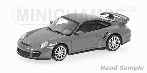 minichamps 2007 porsche 911 gt2 997 39 top gear 39 silver 519 436630 1 43 mdiecast. Black Bedroom Furniture Sets. Home Design Ideas