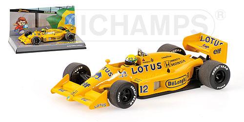 Minichamps: Lotus Honda 99T