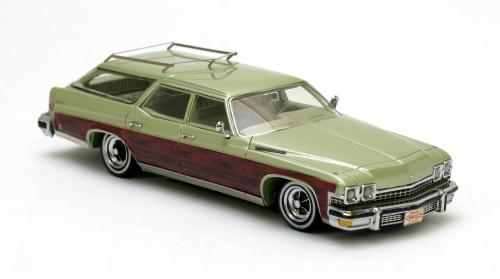 NEO Scale Models: 1974 Buick Le Sabre Station Wagon ...