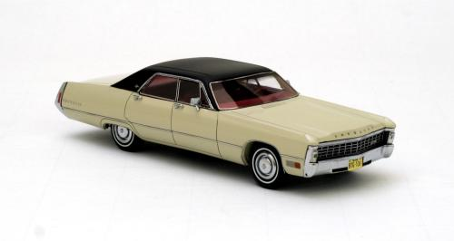 NEO Scale Models: 1971 Chrysler Imperial - White (44731 ...