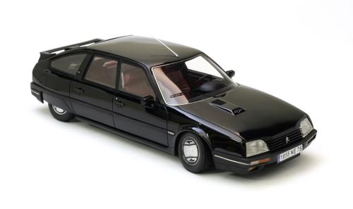 neo scale models 1986 citroen cx gti turbo 2 black 18056 in 1 18 scale mdiecast. Black Bedroom Furniture Sets. Home Design Ideas