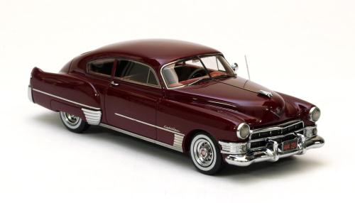 List Of Cars >> NEO Scale Models: 1949 Cadillac Series 62 Club Coupe ...
