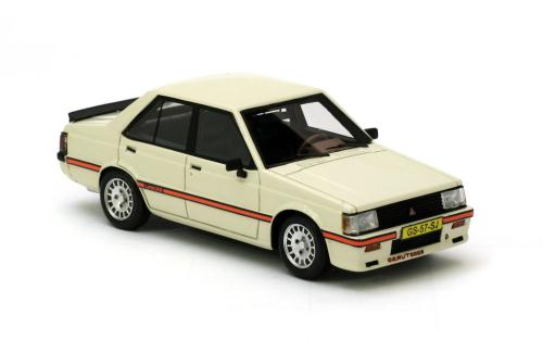 Cars By Us >> NEO Scale Models: 1981 Mitsubishi Lancer Turbo 2000 - Rally Art (45257) in 1:43 scale - mDiecast