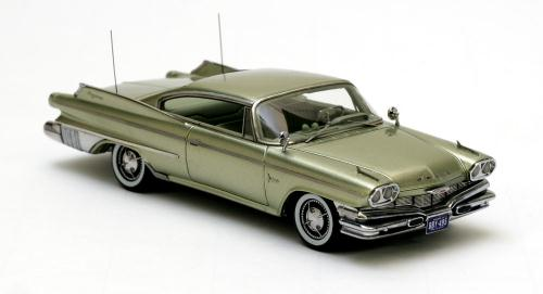 NEO Scale Models: 1960 Dodge Polara 2Dr Hardtop Coupe - Green Metallic ...