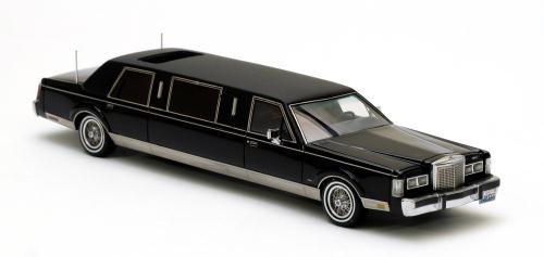 Neo Scale Models 1985 1990 Lincoln Towncar Limousine