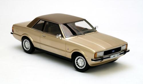 NEO Scale Models: 1976 Ford Taunus TC2 Ghia - Gold ...