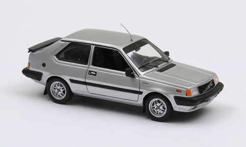 List Of Cars >> NEO Scale Models: 1985 Volvo 360 GLT - Metallic Grey ...