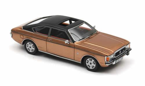 NEO Scale Models: 1972 Ford Granada Coupe MK1 - Metallic Gold (43130 ...