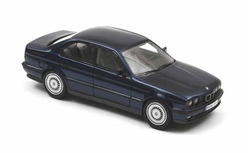 NEO Scale Models: 1994 BMW M5 (E34) - Dark Blue Metallic ...