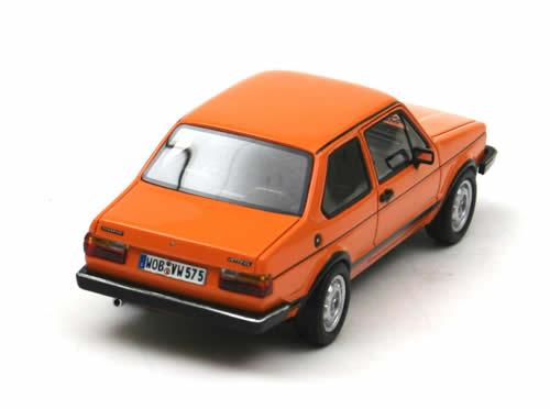 2 Door Cars 2018 >> NEO Scale Models: 1980 Volkswagen Jetta I 2-Door - Orange ...