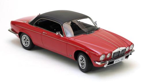 List Of Cars >> NEO Scale Models: Daimler Double Six Coupe - Red (18087 ...