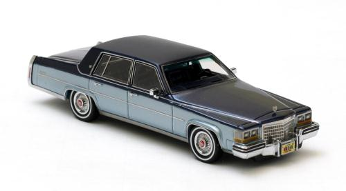 NEO Scale Models: 1980 Cadillac Fleetwood Brougham - 2 ...