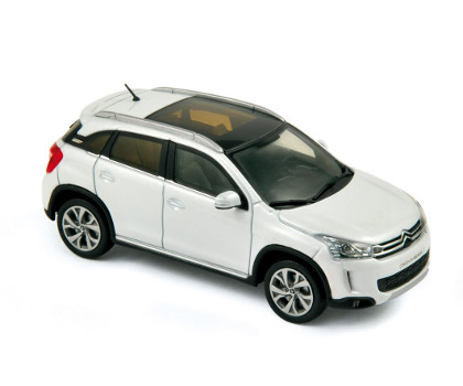 Norev: 2012 Citroen C4 Aircross - White (155461) in 1:43 scale