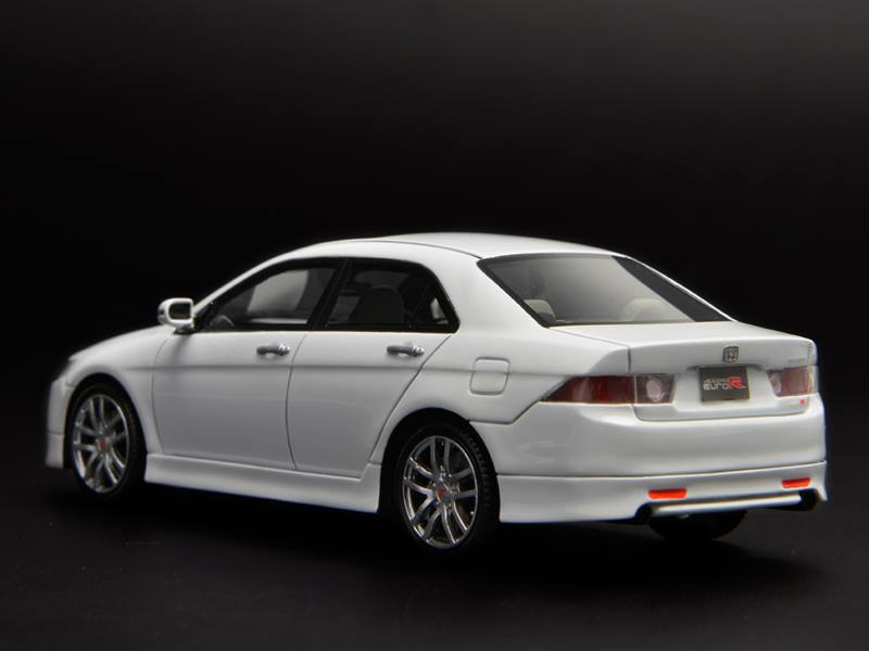 Owners Honda Com >> One Model: Honda Accord Euro R CL7 - White (2) in 1:43 scale - mDiecast
