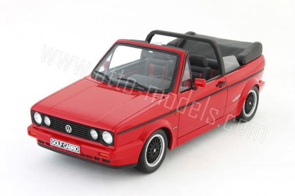 Otto  1991 Volkswagen Golf Cabriolet Sportline