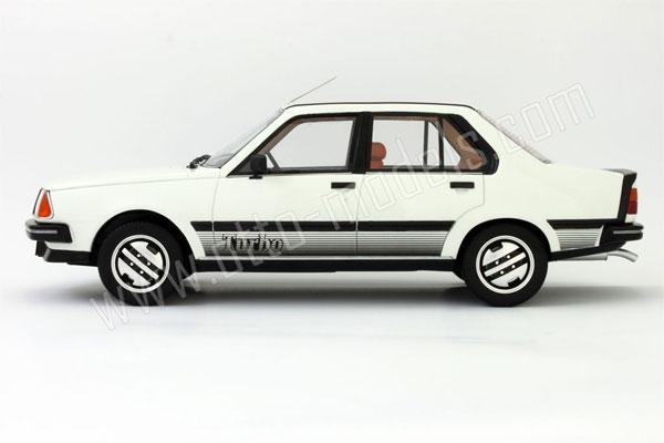 otto 1981 renault 18 turbo white ot060 in 1 18 scale mdiecast. Black Bedroom Furniture Sets. Home Design Ideas