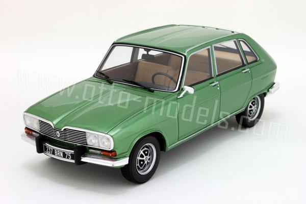otto 1977 renault 16 tx green ot075 in 1 18 scale mdiecast. Black Bedroom Furniture Sets. Home Design Ideas