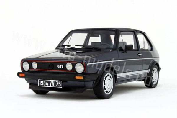All About Cars >> OttO: 1984 Volkswagen Golf GTI 1800 plus - Blue (OT078) in ...
