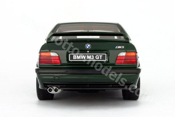 OttO: 1994 BMW M3 (E36) GT - British Racing Green (OT098) in 1:18 scale