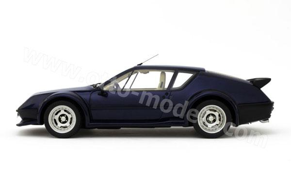 otto 1984 alpine a310 pack gt dark blue ot588 in 1 18. Black Bedroom Furniture Sets. Home Design Ideas