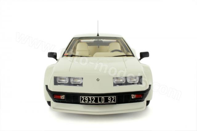 otto 1982 alpine a310 pack gt white 231 in 1 18 scale mdiecast. Black Bedroom Furniture Sets. Home Design Ideas