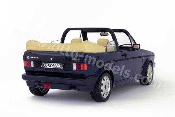 otto 1991 volkswagen golf cabriolet classic line blue. Black Bedroom Furniture Sets. Home Design Ideas
