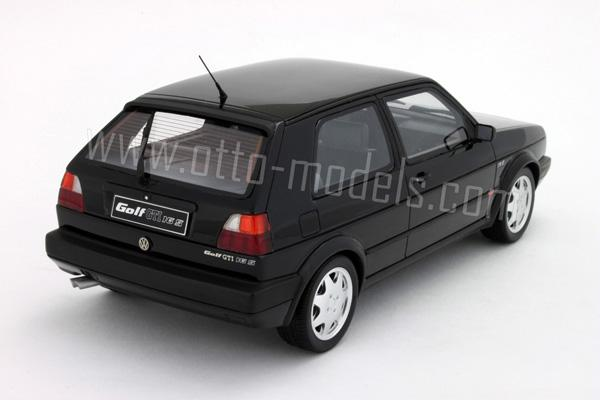 otto 1990 volkswagen golf 2 gti 16s black ot514 in 1 18 scale mdiecast. Black Bedroom Furniture Sets. Home Design Ideas