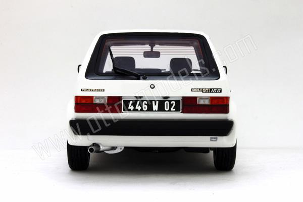 otto 1981 volkswagen golf mk1 gti 16s oettinger white ot043 in 1 18 scale mdiecast. Black Bedroom Furniture Sets. Home Design Ideas
