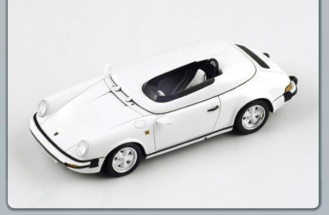 Spark Porsche 911 Carrera 3 2 Speedster Clubsport Single
