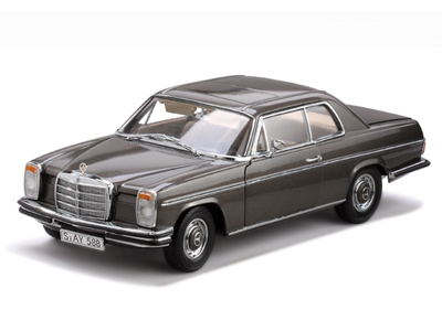 sun star mercedes benz strich 8 coupe grey 4588 in 1 18 scale mdiecast. Black Bedroom Furniture Sets. Home Design Ideas